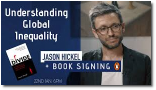 The Divide by Jason Hickel, A Guide to Global Inequality