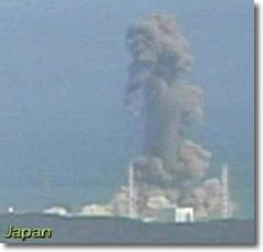 Fukushima Daiichi hydrogen explosion