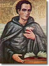 St. Augustine (354 AD - 430)