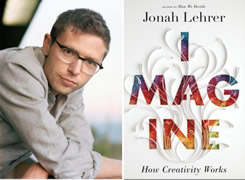 Jonah Lehrer Imagine