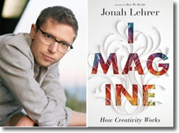 Jonah Lehrer Imagine