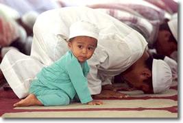 Muslim prayers