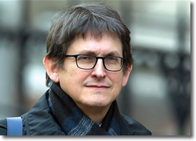 Alan Rusbridger | Editor of the Guardian Newspaper