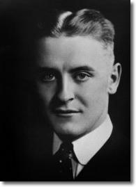 F Scott Fitzgerald (1896-1940)