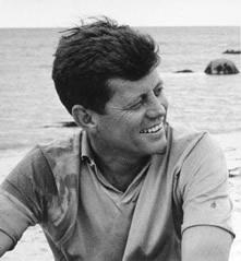 John F. Kennedy (1917-1963) age 46