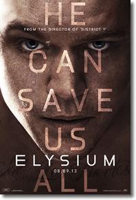 Matt Damon Elysium 2154