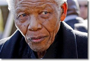 Mandela, Beautifully Aged