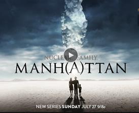 Manh(A)ttan. Nuclear. Family.
