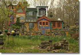 Rad Art House