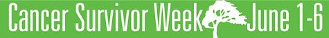 UCSD Moores Cancer Survivor Week Begins June 1st