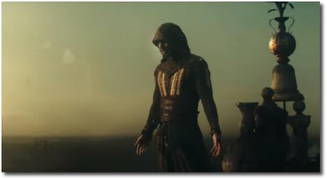 Assassin Callum Lynch in Assassin's Creed
