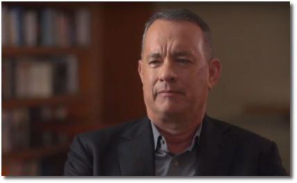 Tom Hanks speaks on Harvey Weinstein as his name becoming a noun and a verb October, 2017