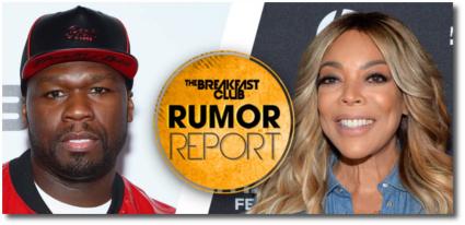 50 Cent vs Wendy Williams