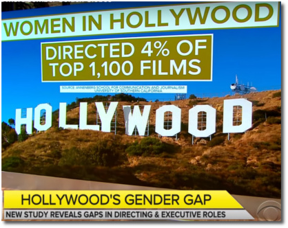 Women in Hollywood directed only 4% of top films