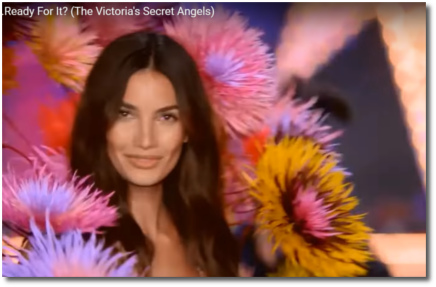 ...Ready For It (Victoria's Secret Angels)